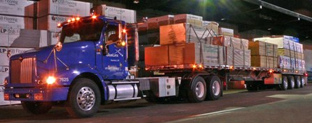 BlueLinx Truck